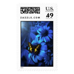 """""""The Butterfly"""" Postage Stamp"""