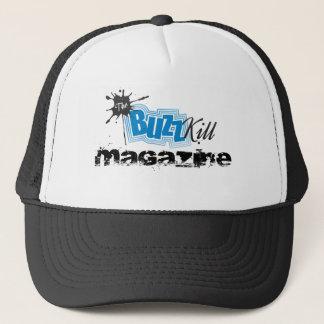 The Buzz Kill Magazine Trucker Hat