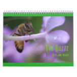 The Buzzz - Bees and Wasps Calendar