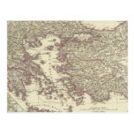 The Byzantine Empire until the Xite Postcard