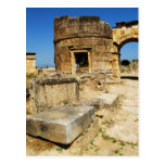 THE BYZANTINE GATE - Hierapolis Postcard
