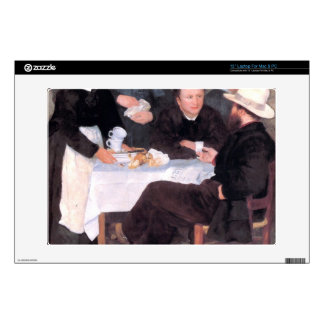 The cabaret of Mm Antony by Pierre Renoir Skins For Laptops