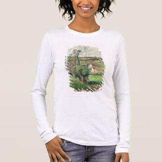 The Cabbage Slopes, Pontoise, 1882 Long Sleeve T-Shirt