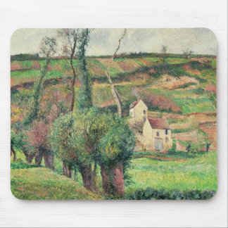 The Cabbage Slopes, Pontoise, 1882 Mouse Pad