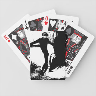 The Cabinet of Dr. Caligari Bicycle Playing Cards. Bicycle Playing Cards