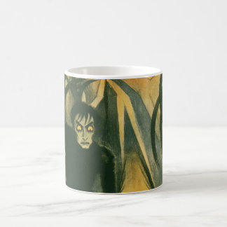 The Cabinet of Dr Caligari movie poster Coffee Mug