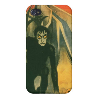 The Cabinet of Dr Caligari movie poster iPhone 4/4S Case