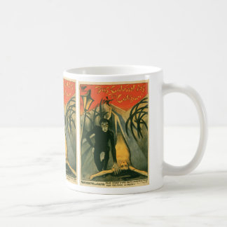 The Cabinet of Dr Caligari movie poster Mugs