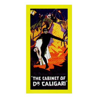 The Cabinet of Dr Caligari Posters