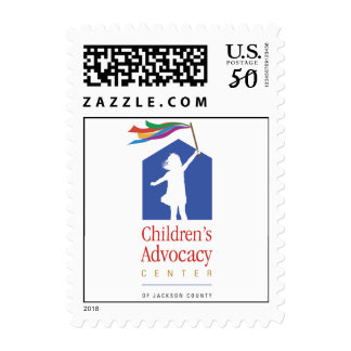 The CAC Logo Postage