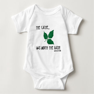 The Cache was worth the rash! Baby Bodysuit