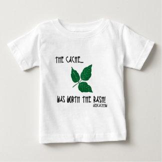 The Cache was worth the rash! Tshirts
