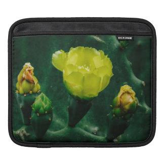 The Cactus Bloom iPad Sleeves