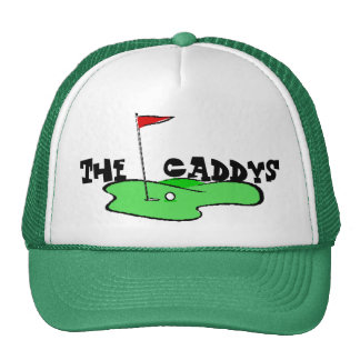 The caddys trucker hat