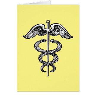 The Caduceus Card