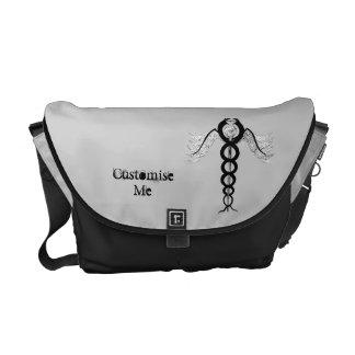 The Caduceus Courier Bag