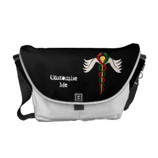 The Caduceus Messenger Bags