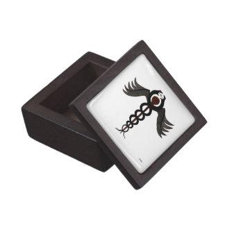 The Caduceus Premium Keepsake Box