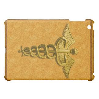 The Caduceus Staff iPad Mini Cases