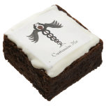 The Caduceus (Subdued) Brownie
