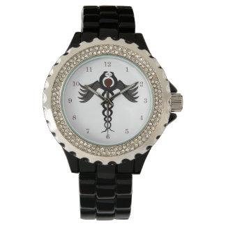 The Caduceus Watch