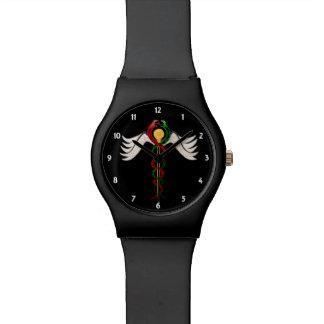 The Caduceus Wrist Watch