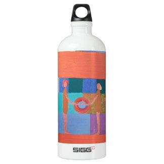 The Caf Letter - Hebrew Alphabet SIGG Traveler 1.0L Water Bottle