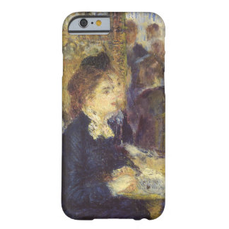 The Cafe by Pierre Renoir, Vintage Impressionism Barely There iPhone 6 Case