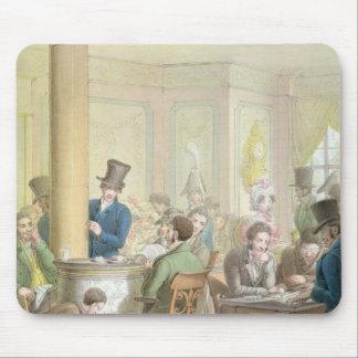 The Cafe de Commerce, from 'Tableau de Paris' Mouse Pad