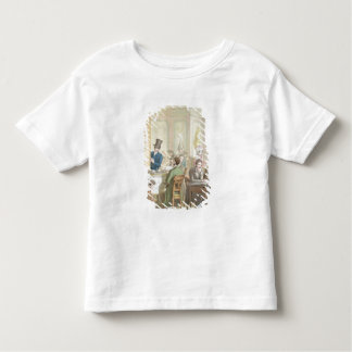 The Cafe de Commerce, from 'Tableau de Paris' Toddler T-shirt