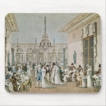 The Cafe Frascati in 1807 Mouse Pad