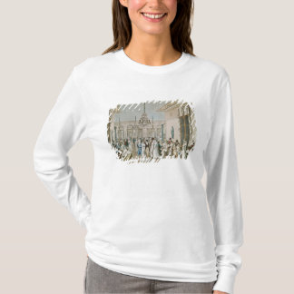 The Cafe Frascati in 1807 T-Shirt