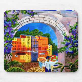 The Cafe Mousepad