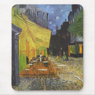 The Cafe Terrace Mouse Pad