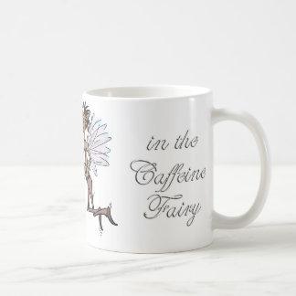 The Caffeine Fairy Coffee Mug