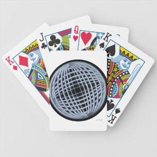 The Cage Bicycle Playing Cards