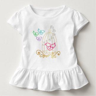 The Caged Bird Sings Toddler T-shirt