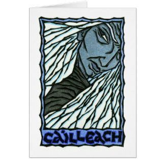 The Cailleach Card