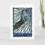 The Cailleach Greeting Card