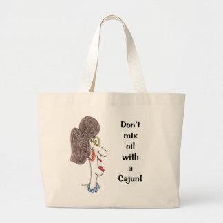 The Cajun Gallery Large Tote Bag