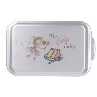 The Cake Fairy Cake Pan