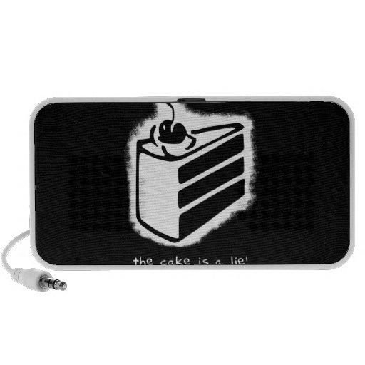 The Cake Speaker