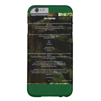 The Calamity IPhone cover