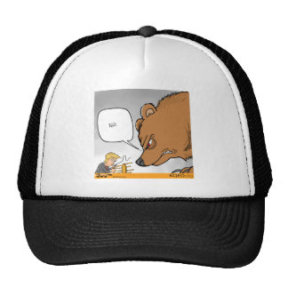 The California Bear Trucker Hat