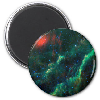 The California Nebula Magnets