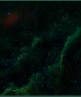 The California Nebula T Shirt