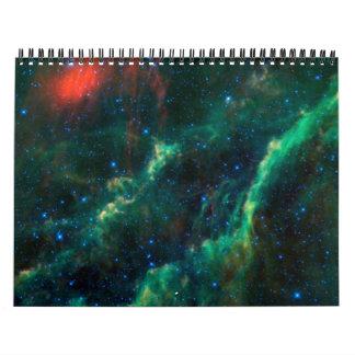 The California Nebula Calendar