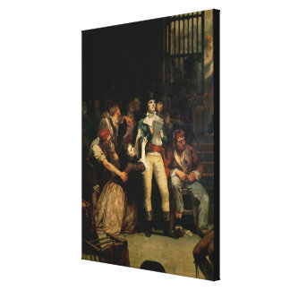 The Call for the Last Victims of the Terror 2 Canvas Print