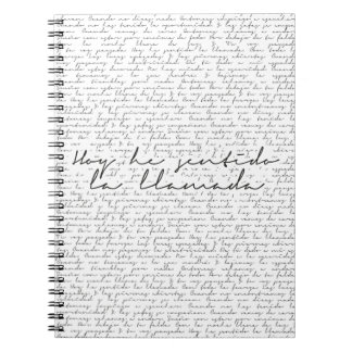 The Call Notebook