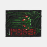 The Call of Cthulhu by H.P. Lovecraft blanket